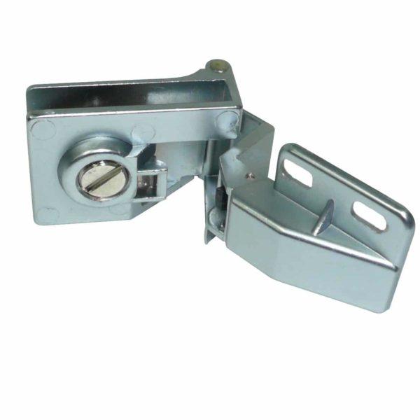 Bisagra Zamak Clip Solapada 32x40mm