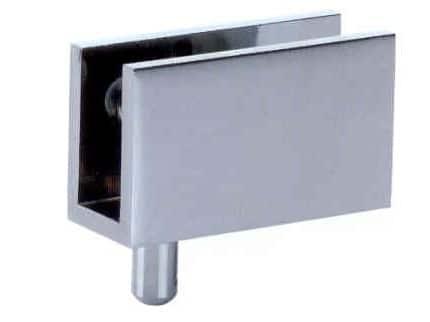 Bisagra Pivote Vidrio 8-10mm