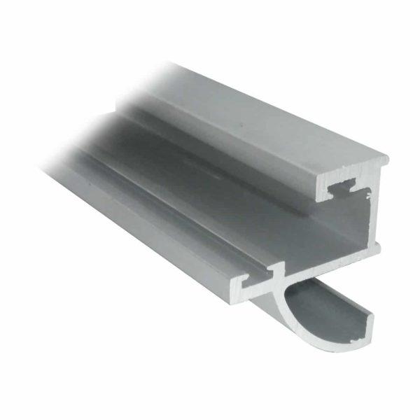 Perfil Portarrepisas de Aluminio