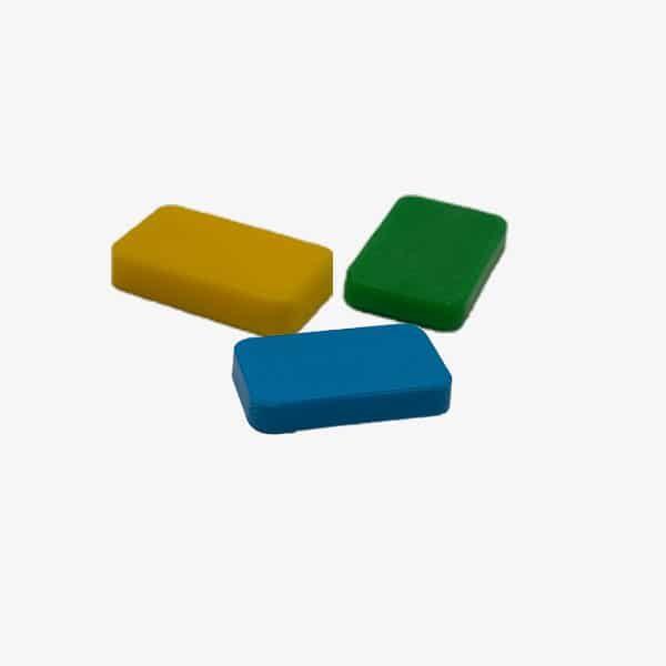 Calzo plástico individual