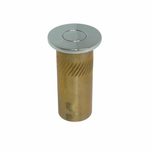 Cerradero para pasador cilindrico