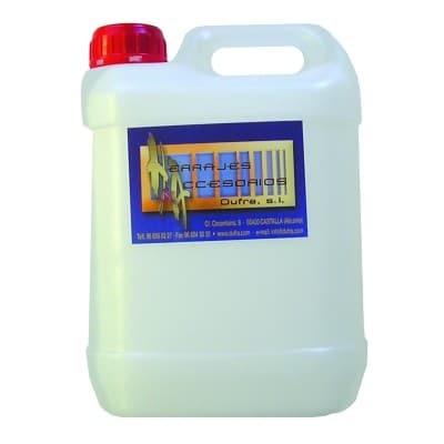 Aceite Lubricante para el Corte de vidrio 2 L