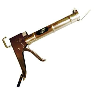 Pistola aplicadora Silicona Mod. Cromado