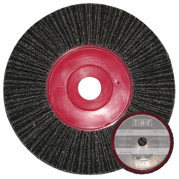 Disco de Laminas Negras Mod. Taf