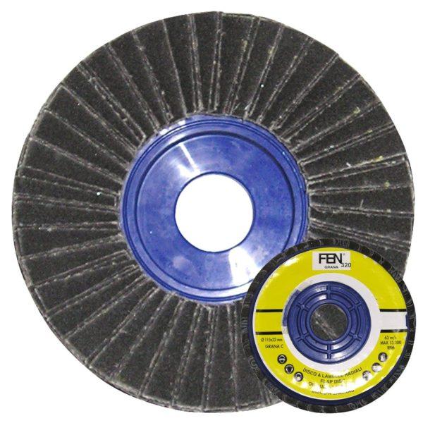 Disco de Laminas Negras Impor 110mm