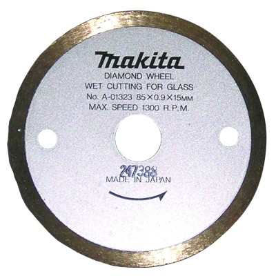 Disco Diamantado 85mm para cortador Makita