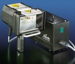 Lampara rayos UVA Mod. UV-H400