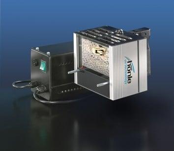 Lámpara rayos UVA Mod. VIT-125