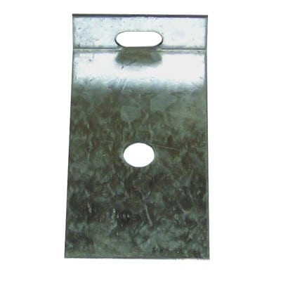 Pletina Metalica para colgar Espejos