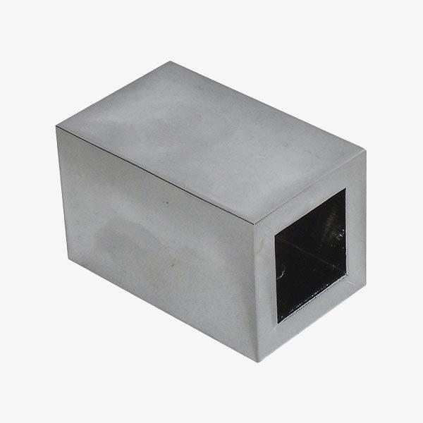 unión barra pared tensor cuadrado