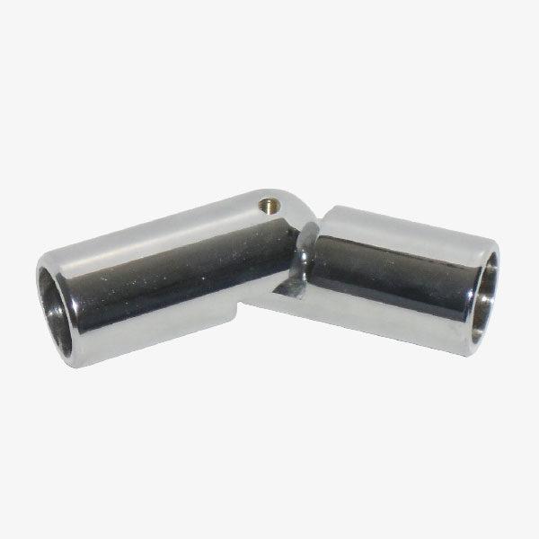 Unión tubo a tubo mampara