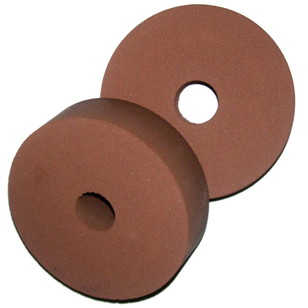 Muela Periferica Ceramica 125x35x22mm. Mod. Bd