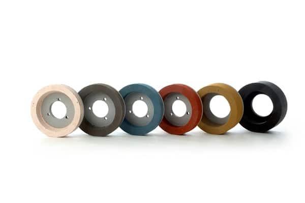 Muela Taza Ceramica Vivos 100x35x50mm. Mod. Sm