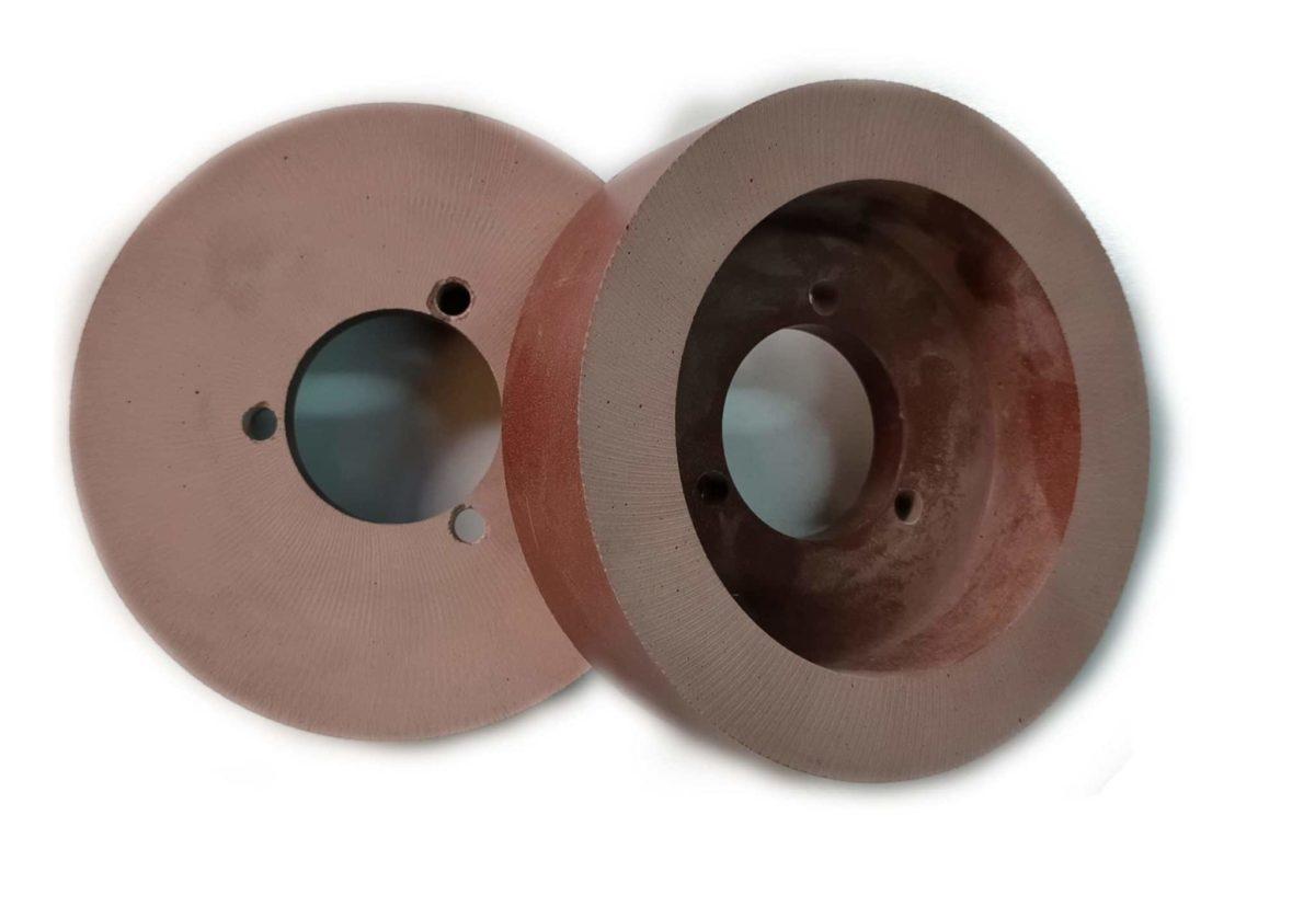 Muela Taza Ceramica Vivos 150x40x50mm. AR1