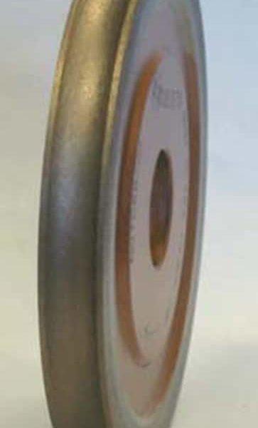 Muela Diamante Periferica C/ Redondo 150x22x3mm