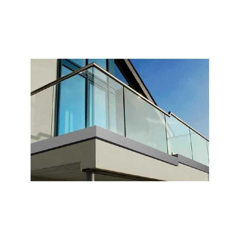 Sistema para Barandillas Glass U Lateral