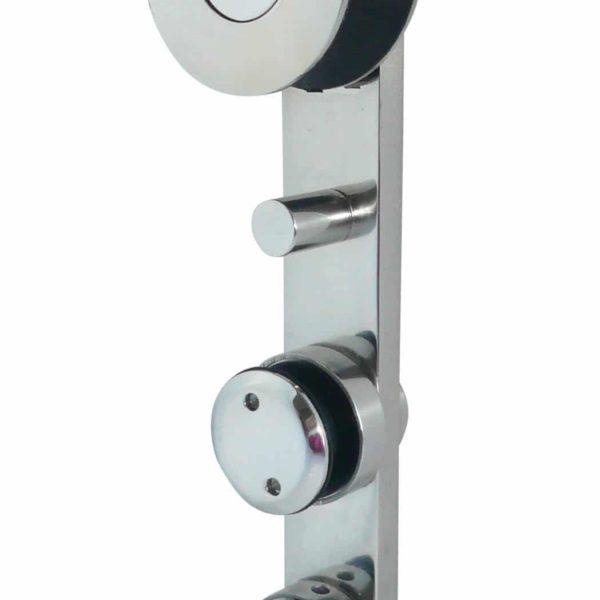 Corredera acero inox sistema 910