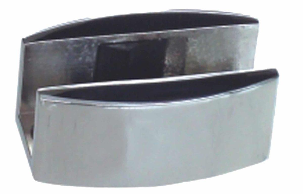 Guiador inferior acero inox