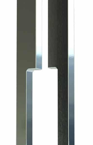 Tirador cromo brillo Mod.: T203