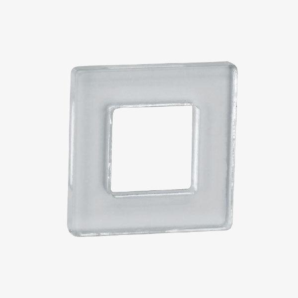 Uñero adhesivo metacrilato cuadrado