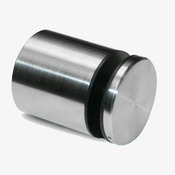 Boton fijación de 50mm acero inox