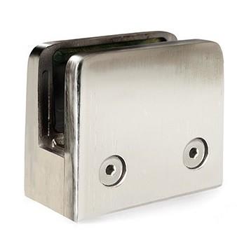 Pinza fijación acero Aisi 316 55x70mm