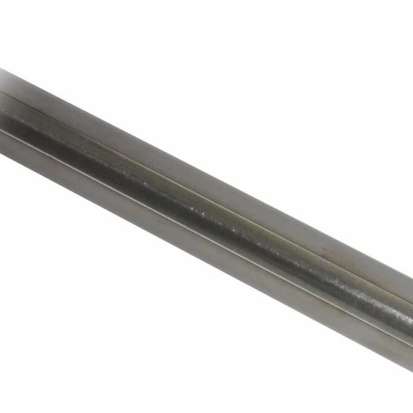 Barra Acero Inox Brillo Redonda 19mm
