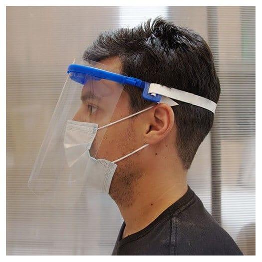 Pantalla protectora facial Covid-19