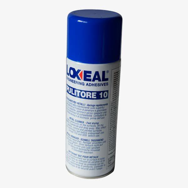 Limpiador loxeal 10 para UV