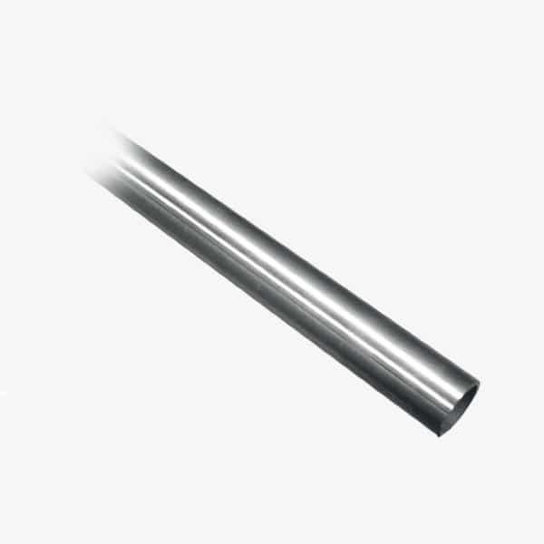 Perfil acero inox 25mm